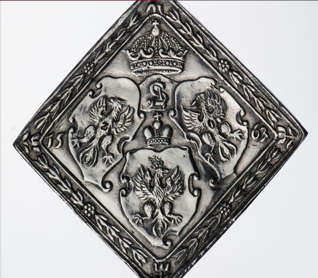 Medal zjednoczenia Księstw Z. i Oś. z Koroną 1563